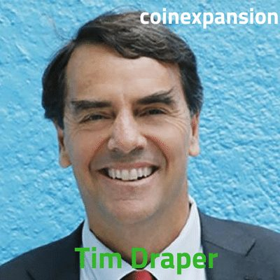 Tim Draper one of the top Bitcoin millionaire on the list