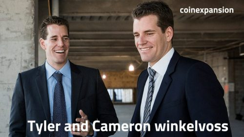 Tyler and Cameron winkelvoss one of first bitcoin millionaire on the list