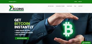 xcoins buy bitcoins instantly using the credit card