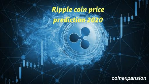 ripple coin price prediction by 2020