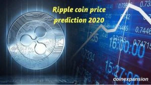 ripple coin price prediction 2020