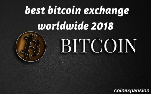 best bitcoin exchange worldwide 2018