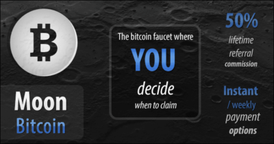 moonbit.co.in ranked fourth on the high paying best bitcoin faucet list to get free bitcoins