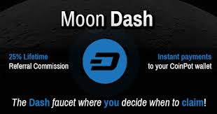 moondash.co.in one of the high paying best dash faucet to earn free dash