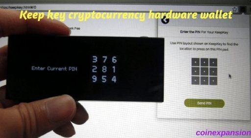 Keep key cryptocurrency hardware wallet one of the 3 best hardware wallet - trezor vs ledger vs keepkey