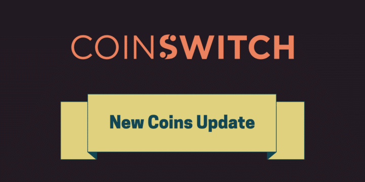 Coinswitch exchange - best Bitcoin exchange in India to buy bitcoin and altcoins with inr