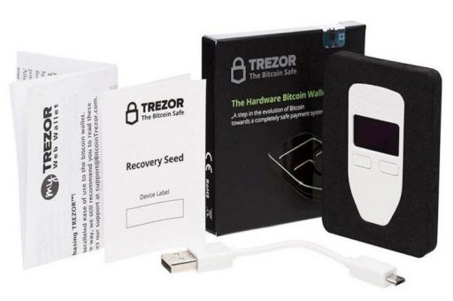 trezor hardware wallet one of the best altcoin wallet 2018