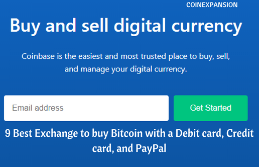 9 best exchange to buy bitcoin with a debit card, credit card and PayPal