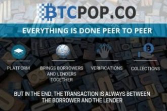 btcpop peer to peer bitcoin lending platform and one of the high paying best bitcoin faucet to get free Bitcoins