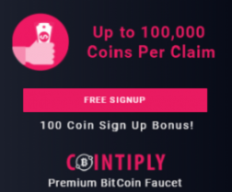 cointiply faucet best bitcoin faucet to earn free Bitcoins