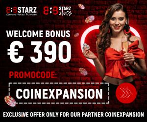 Exclusive 888starz.bet Bonus only at Coinexpansion