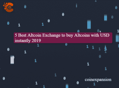 best altcoin exchange list 2019