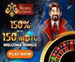 montecryptos casino one of the top trusted bitcoin casino