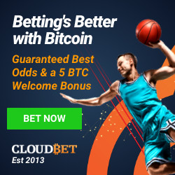 cloudbet bitcoin casino and sports book
