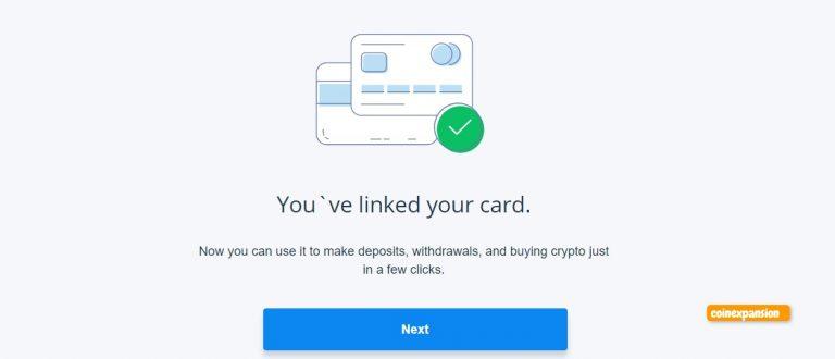 linked card verification scaled