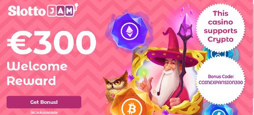 slottojam casino best cryptocurrency casino list