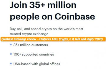 coinbase exchange review 2020