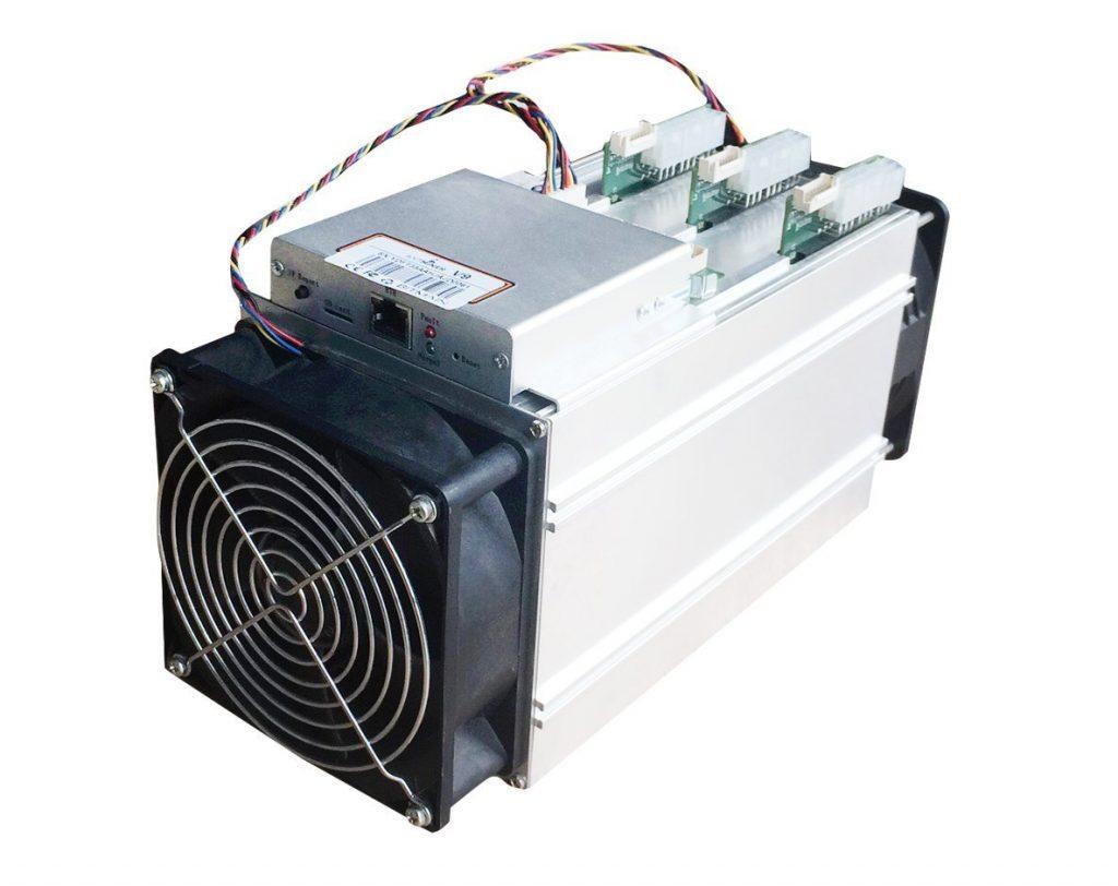 earn bitcoin by AntMiner V9~4TH/s @ 0.253W/GH Bitcoin/Bitcoin Cash ASIC Miner (V9) mining device