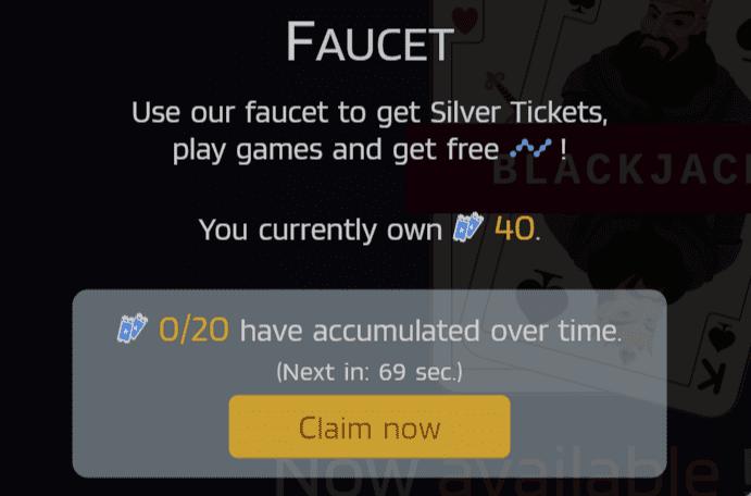 lucky nano crypto casino faucet
