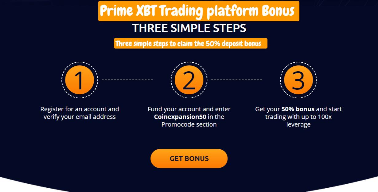 primexbt trading deposit bonus