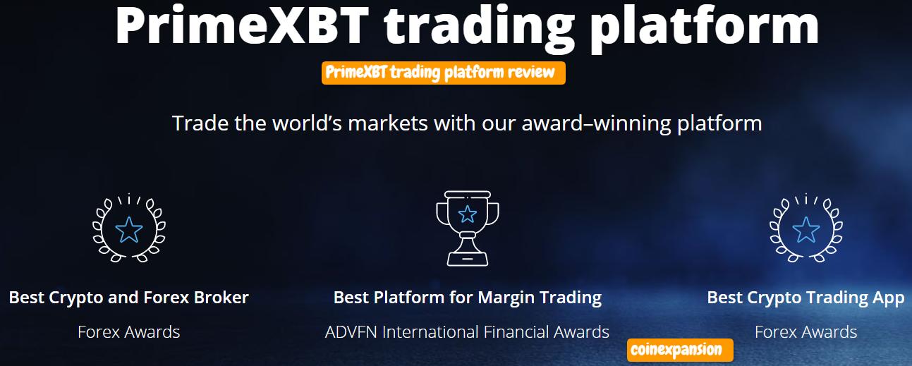 PrimeXBT Trading platform review