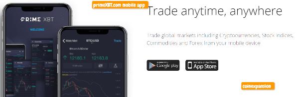 primexbt.com mobile app platform