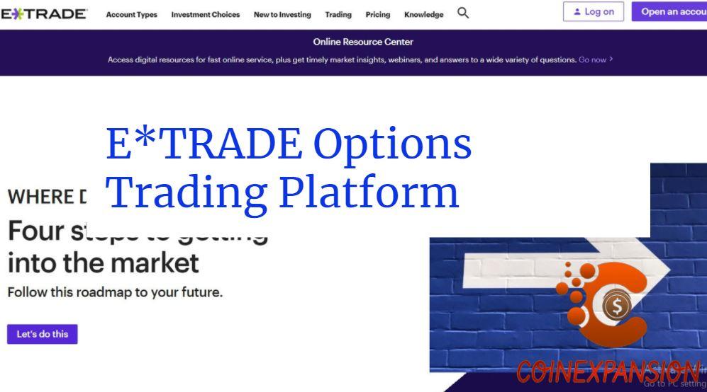 Etrade Options Trading Platform