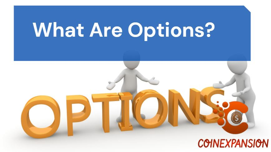 What are options 2.
