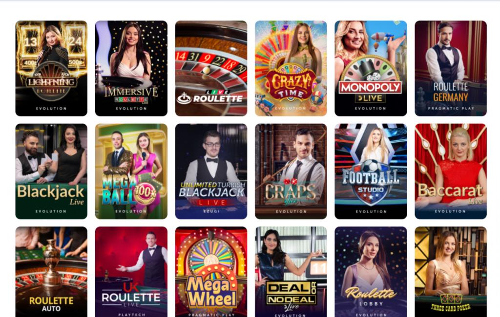 trueflip live casino review