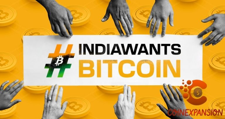 Indian Crypto Exchanges Start #IndiaWantsCrypto Campaign
