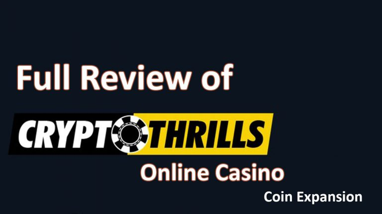 Crypto Thrills Online Casino Review