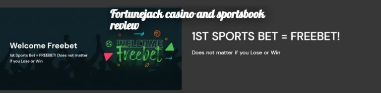 fortunejack casino and sportsbook review