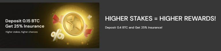 fortunejack bonuses - Higher Stakes = Higher Rewards!